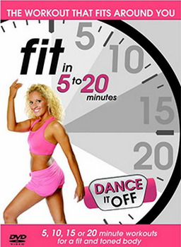 Fit In 5 To 20 Minutes - Dance It Off (DVD)