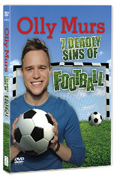 Olly Murs - 7 Deadly Sins Of Football (DVD)