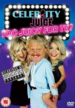 Celebrity Juice - Too Juicy For Tv (DVD)