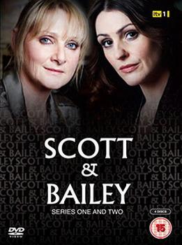 Scott & Bailey Series 1 And 2 Box Set (DVD)
