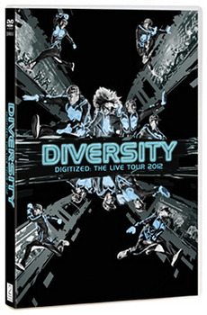 Diversity - Digitized - Trapped In A Game (DVD)