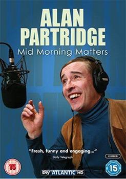 Alan Partridge Mid Morning Matters (DVD)