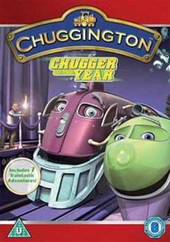 Chuggington - Chugger Of The Year (Cbeebies) (DVD)