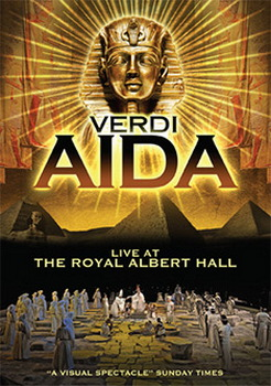 Aida: Live At The Albert Hall (DVD)