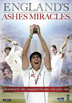 England'S Ashes Miracles (DVD)