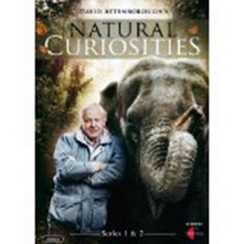 David Attenborough'S Natural Curiosities: Series 1 And 2 (DVD)