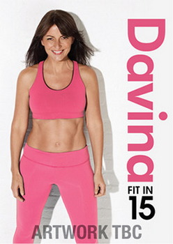 Davina - Fit In 15 (DVD)
