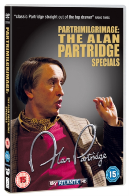 Alan Partridge - Partrimilgrimage - The Specials (Repack) (DVD)