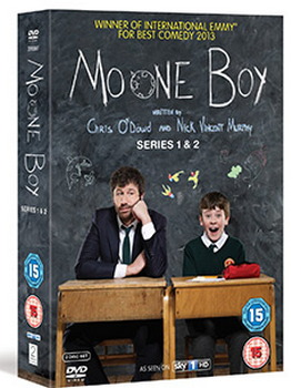 Moone Boy: Series 1 And 2 (DVD)