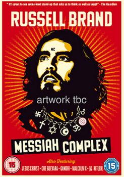 Russell Brand - Messiah Complex (DVD)