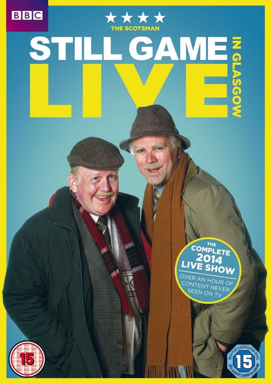 Still Game - Live In Glasgow (DVD)