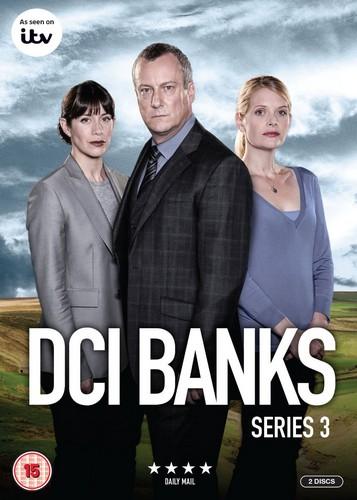 Dci Banks - Series 3 (DVD)