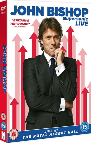 John Bishop Supersonic Live At The Royal Albert Hall (DVD)