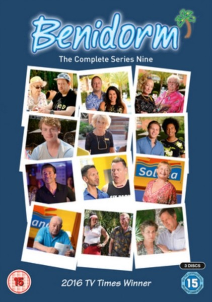 Benidorm - Series 9 (DVD)