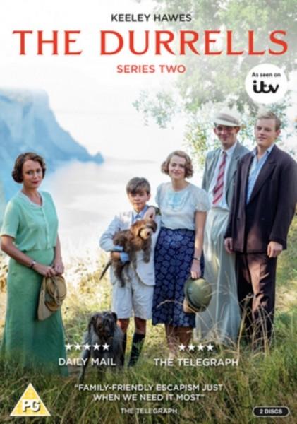 The Durrells - Series  2 (DVD)