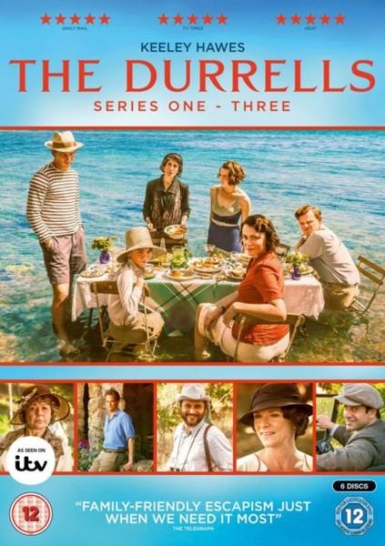 The Durrells Series 1 - 3 [DVD]