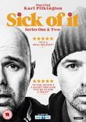 Sick of It - Series 1 & 2 (DVD)
