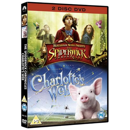 Spiderwick Chronicles / Charlotte'S Web (DVD)