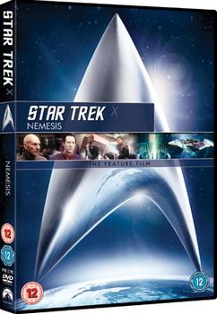 Star Trek 10 - Nemesis (Remastered Edition) (DVD)