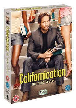 Californication - The Third Season (DVD)