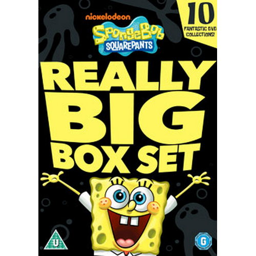 Spongebob Squarepants - Really Big Collection (DVD)