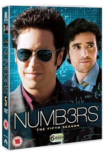 Numbers Season 5 (DVD)