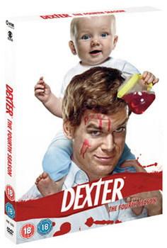 Dexter - Season 4 (DVD)