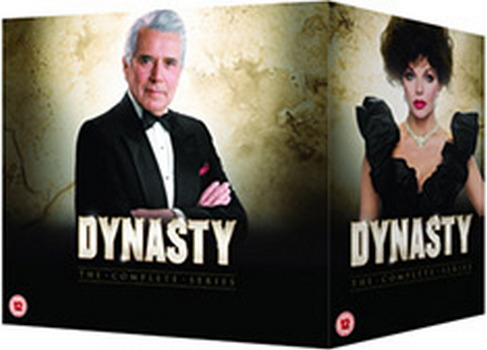 Dynasty: Seasons 1-9 (1989) (DVD)