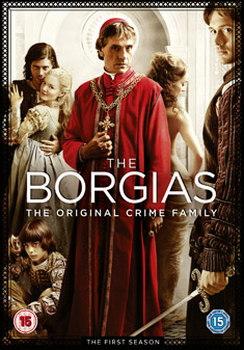 The Borgias - Season 1 (DVD)