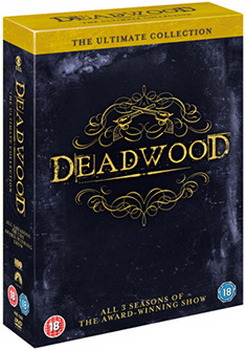 Deadwood Ultimate Collection - Seasons 1-3 (DVD)