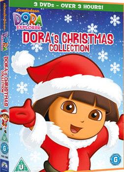 Dora The Explorer: Christmas Triple (DVD)