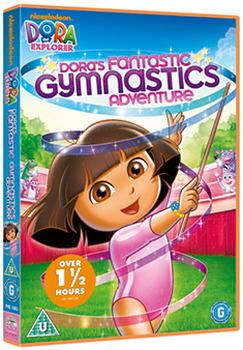 Dora The Explorer - Dora'S Fantastic Gymnastic Adventure (DVD)