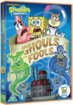 Spongebob Squarepants - Ghouls Fools (DVD)