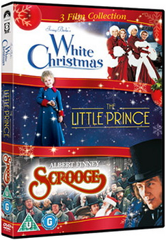 Christmas Collection - White Christmas / Little Prince / Scrooge (DVD)