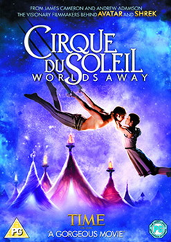 Cirque Du Soleil - Worlds Away (DVD)