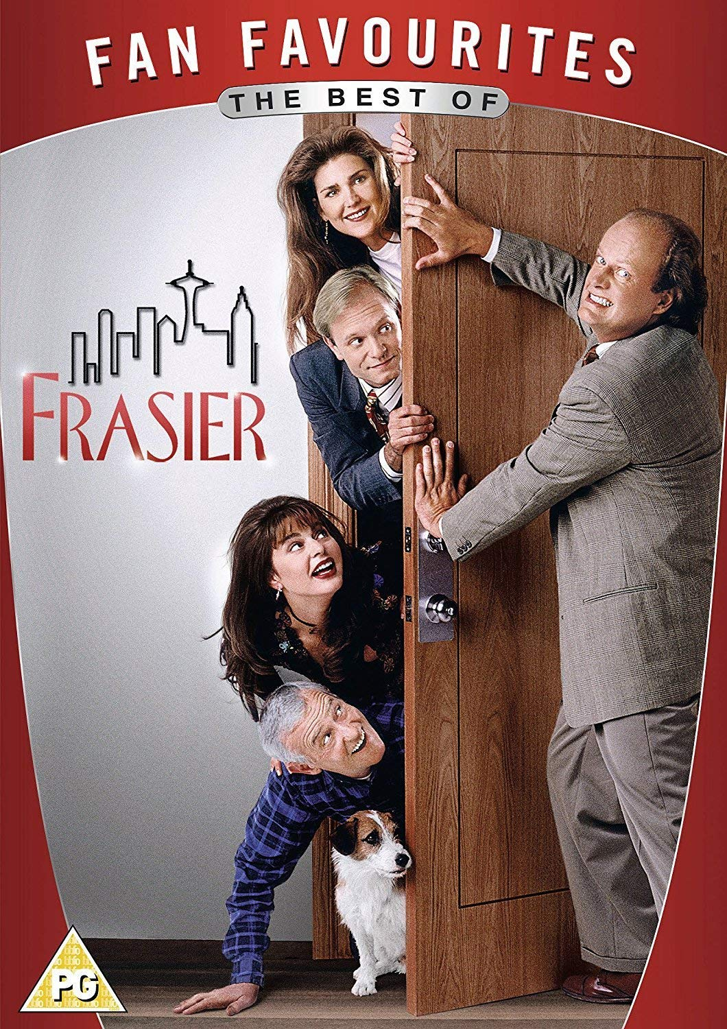 The Best Of Frasier Fan Favourites (DVD)