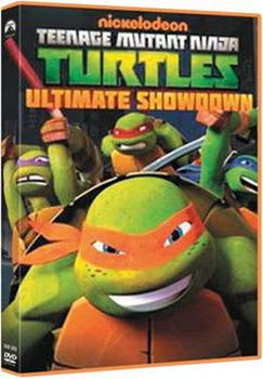 Teenage Mutant Ninja Turtles - Ultimate Showdown (DVD)