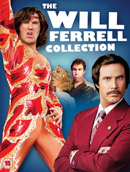Will Ferrell Collection (DVD)