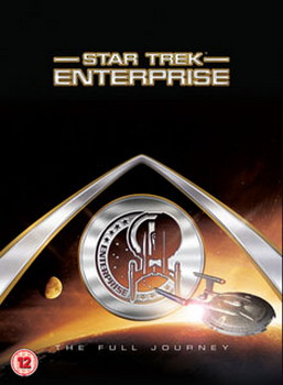 Star Trek - Enterprise: The Complete Collection (2005) (DVD)