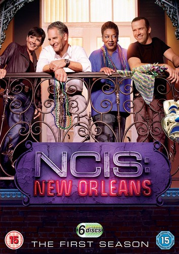 Ncis: New Orleans - Season 1 (DVD)