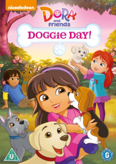 Dora And Friends: Doggie Day! (DVD)