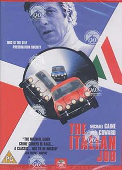 The Italian Job (1969) (DVD)