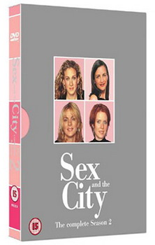 Sex And The City - Series 2 Box Set (DVD)