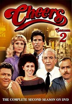 Cheers - Season 2 (DVD)