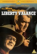 The Man Who Shot Liberty Valance (1962) (DVD)