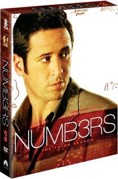 Numbers - Season 3  (DVD)