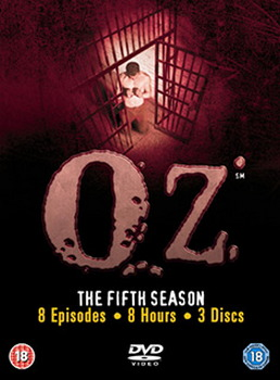 Oz Season 5 (DVD)