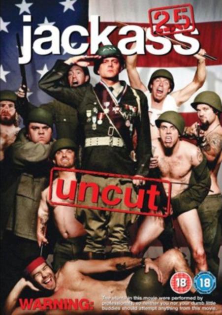 Jackass 2.5 (DVD)