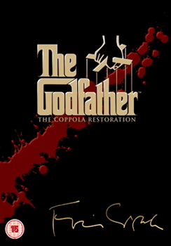 The Godfather Trilogy (1990) (DVD)