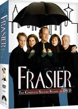 Frasier - The Complete Second Season (DVD)
